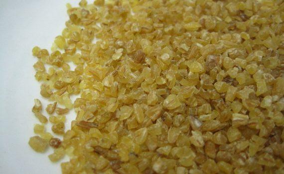 العناصر الغذائية في البرغل, السعرات الحرارية - الكربوهيدرات - العناصر الغذائية في البرغل