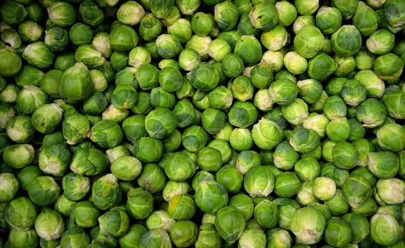 العناصر الغذائية في كرنب بروكسل, السعرات الحرارية - الكربوهيدرات - العناصر الغذائية في كرنب بروكسل