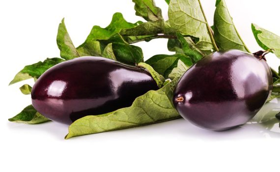 العناصر الغذائية في الباذنجان, السعرات الحرارية - الكربوهيدرات - العناصر الغذائية في الباذنجان