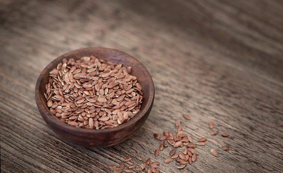 العناصر الغذائية في بذور الكتان, السعرات الحرارية - الكربوهيدرات - العناصر الغذائية في بذور الكتان