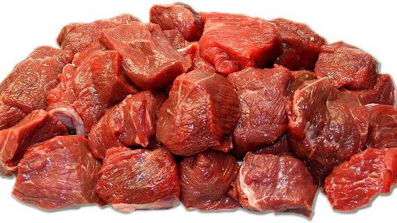 العناصر الغذائية في لحم العجل, السعرات الحرارية - الكربوهيدرات - العناصر الغذائية في لحم العجل