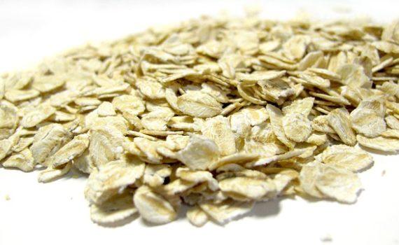 العناصر الغذائية في الشوفان المطهو, السعرات الحرارية - الكربوهيدرات - العناصر الغذائية في الشوفان المطهو