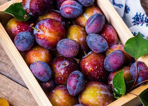 العناصر الغذائية في الخوخ, السعرات الحرارية - الكربوهيدرات - العناصر الغذائية في الخوخ