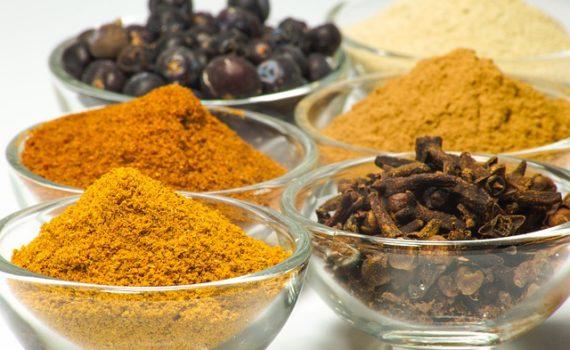 العناصر الغذائية في الكمون, السعرات الحرارية - الكربوهيدرات - العناصر الغذائية في الكمون