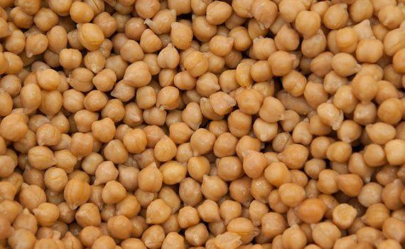 العناصر الغذائية في الحمص المطهو, السعرات الحرارية - الكربوهيدرات - العناصر الغذائية في الحمص المطهو