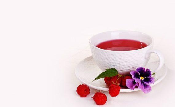 طريقة عمل شاي اللوز والفانيلا