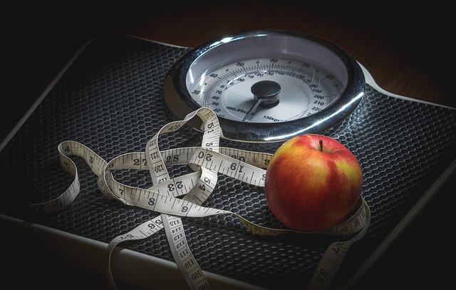 جدول السعرات الحرارية لانقاص الوزن